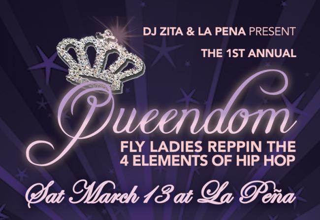 press-queendom