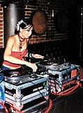 Rebel Girl Underground nightclub event  Photo by Kim Kinard